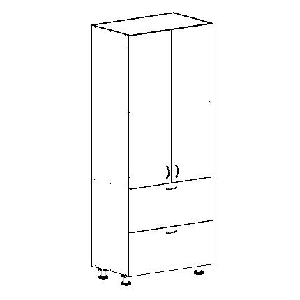 drawer pantry