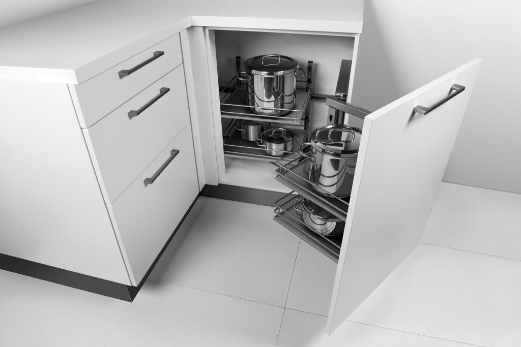 corner kitchen cabinet