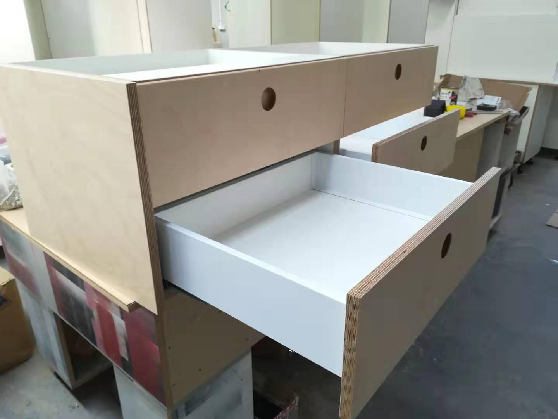 Naffy Plywood Vanity